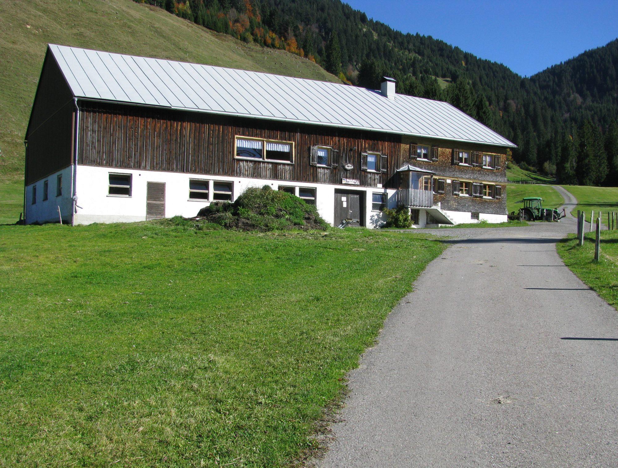 Neustadter Hütte